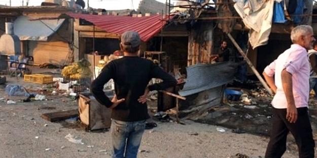 Tel Abyad'da bombalı saldırı: 3'ü çocuk 5 sivil yaralandı