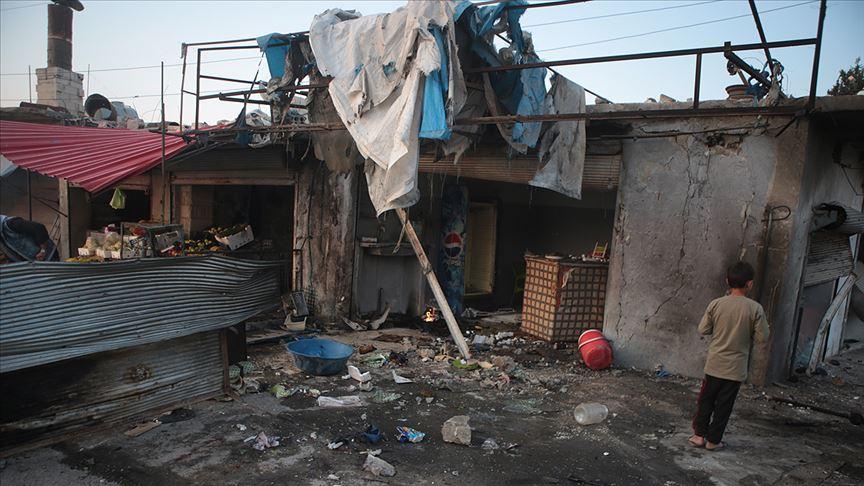 Tel Abyad'da terör saldırısı