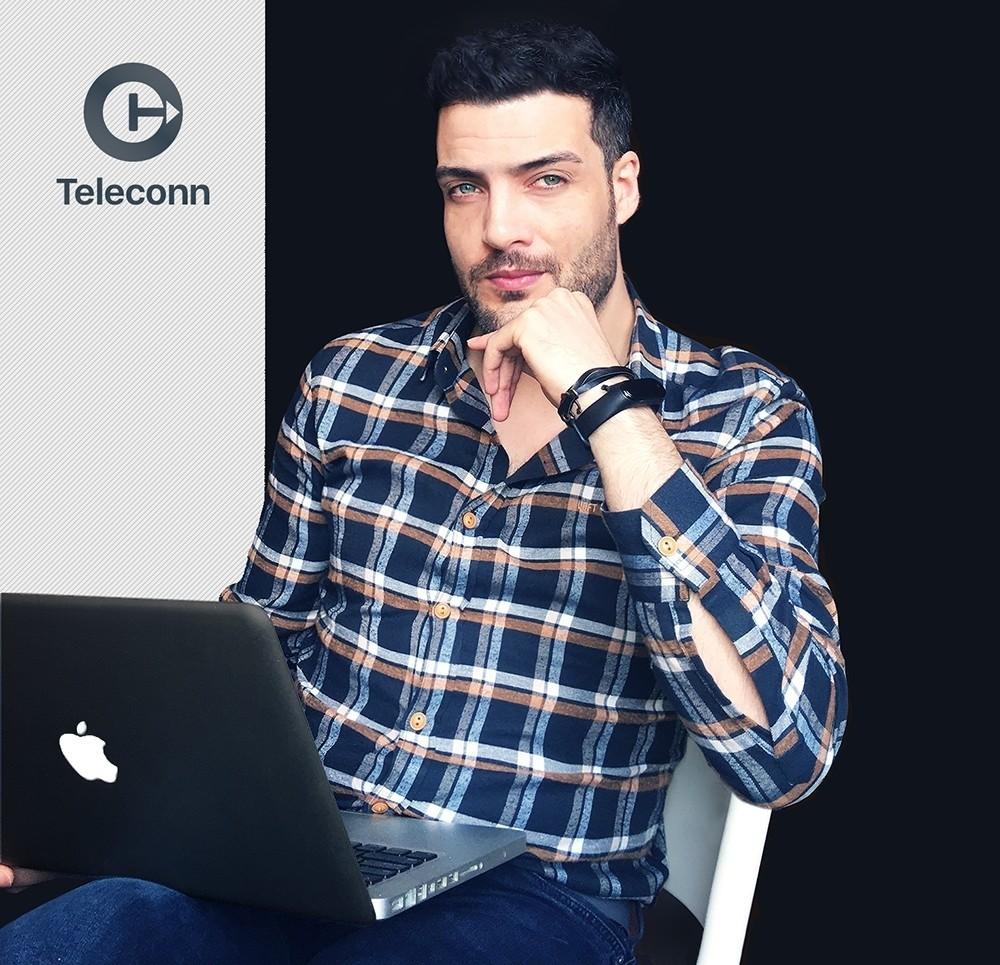 Teleconn CEO'su Canlı: