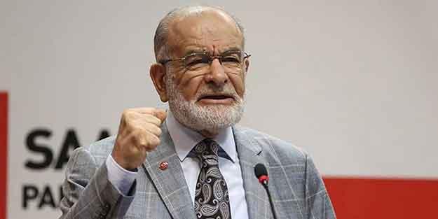 Temel Karamollaoğlu HDP ziyaretiyle ilgili konuştu: Böyle bir talepte bulundular