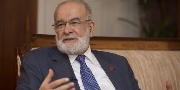 Saadet Partisi'nden Erdoğan'ın çadır ziyaretine yorum