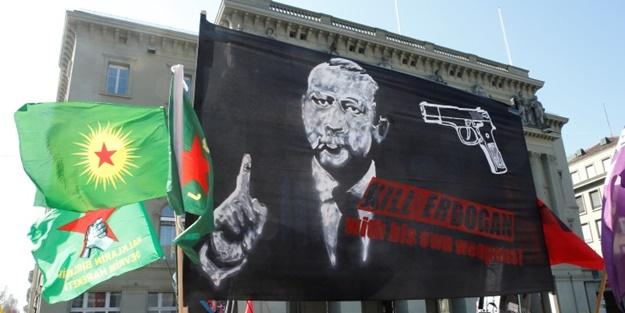 Saadet Partisi'nden skandal pankarta ilişkin açıklama
