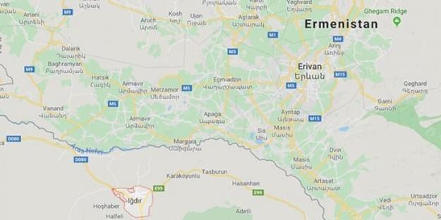 Tepkiler peş peşe! Ermenistan'dan Iğdır skandalı