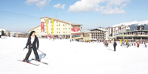 Termal ve kış turizminin merkezi Bursa