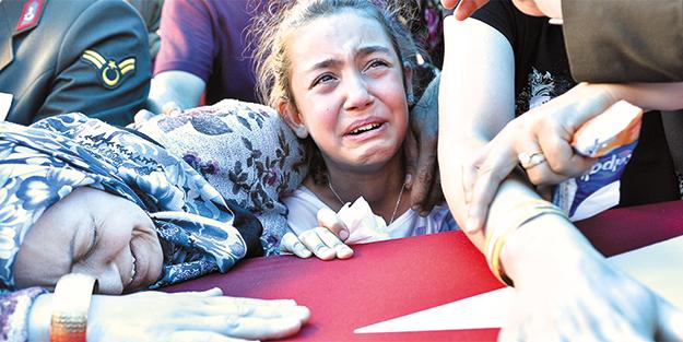 Terör azdı: 9 günde 11 şehit 42 ölü