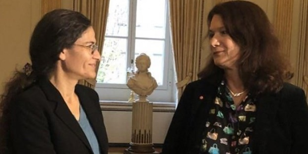 Terör destekçisi İsveçli bakandan skandal Türkiye açıklaması