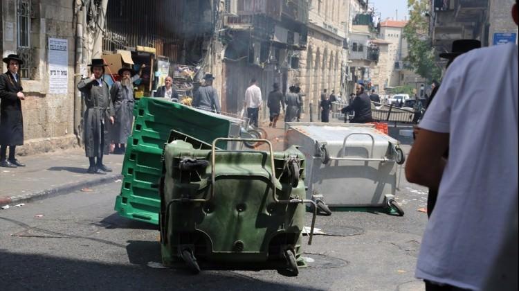 Terör devleti İsrail karıştı! Birbirlerine girdiler