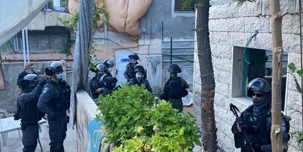 Terör devleti İsrail kudurdu! Terör güçleri 5 aylık bebeği tutukladı
