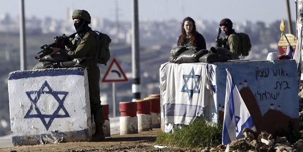 Terör devleti İsrail Kudüs'ü işgale hazırlanıyor!