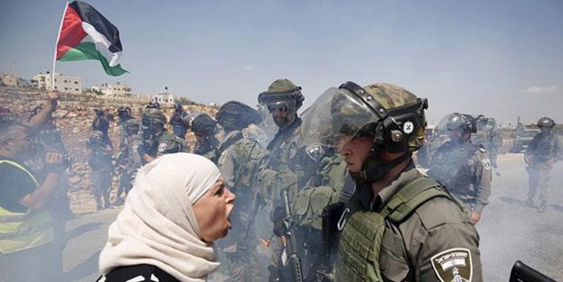 Terör devleti İsrail'den Filistinlileri yok sayan skandal karar