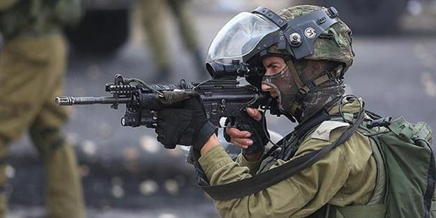 Terör devleti İsrail'den kalleş saldırı