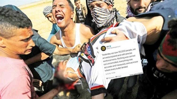 Terör devleti İsrail'den katliam itirafı: Bile bile öldürdük