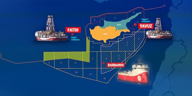 Terör devleti İsrail'in Akdeniz'i işgal planı