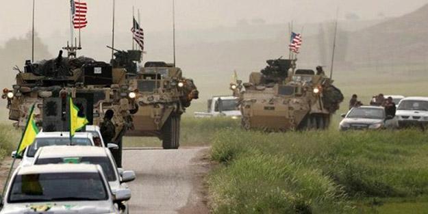 Terör örgütü, ABD'ye izin vermedi! ABD ile YPG/PKK karşı karşıya geldi