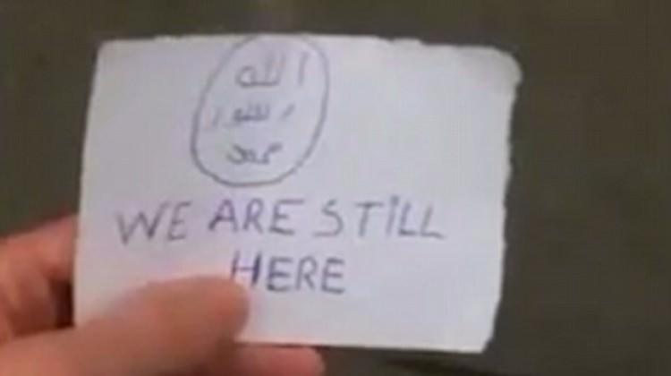 Terör örgütü DAEŞ: 'Hala buradayız'! Belçika karıştı