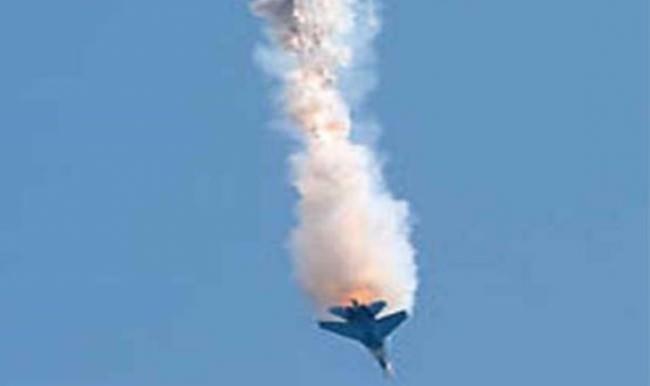 Terör örgütü DAEŞ yine Suriye uçağı düşürdü