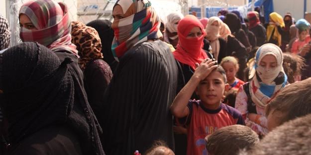 Terör örgütü 550 aileyi kaçırdı