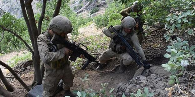 Terör örgütü PKK erimeye devam ediyor