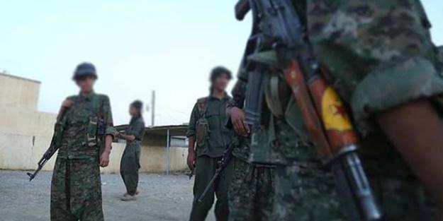 Terör örgütü PKK katil Esed'in izinde