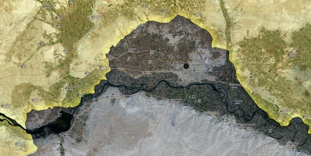 Terör örgütü PKK: Kenti teslim edin