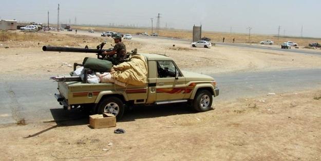 Terör örgütü PKK, Musul'a saldırıyor