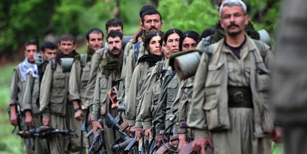 Terör örgütü PKK o bölgeyi boşaltıyor