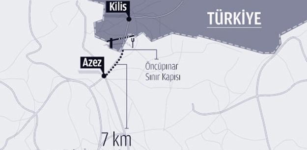 Terör örgütü PKK o kente saldırı başlattı