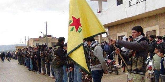 Bir Avrupa ülkesi daha PKK-PYD'ye kucak açtı