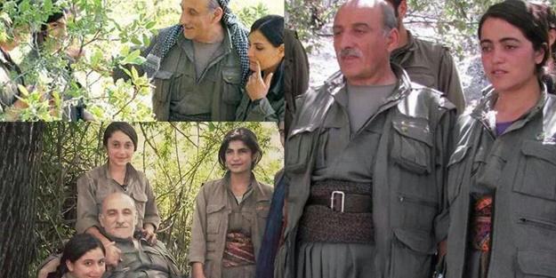 Terör örgütü PKK'da tecavüz dehşeti! Teröristbaşının görüntüleri belgelendi