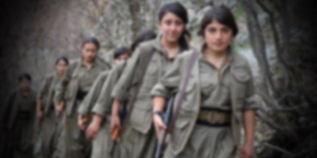Terör örgütü PKK'dan büyük alçaklık! HDP ve feminist gruplardan ses yok