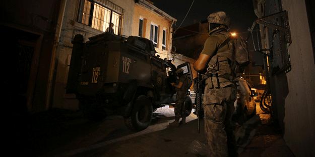 Terör örgütü PKK/KCK'ya