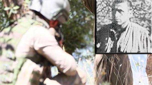 PKK'nın kritik ismi öldürüldü! Necmettin öğretmen...