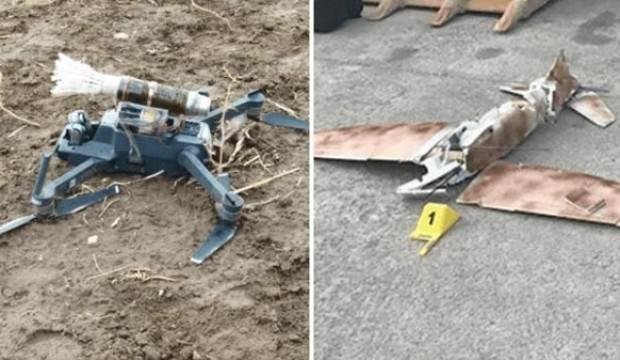 Terör örgütü PKK'nın drone üssü Mahmur'da