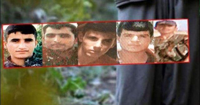 Terör örgütü PKK'nın katliam timi ortaya çıktı!
