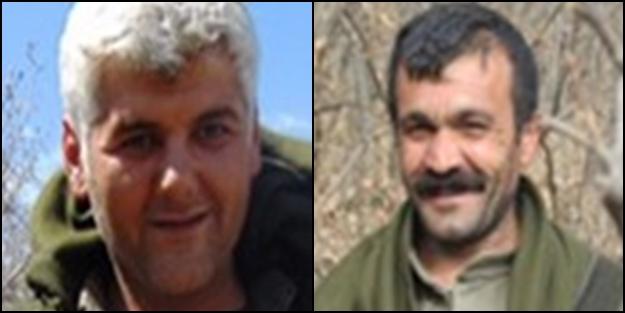 Terör örgütü PKK'nın lider kadrosuna büyük darbe! Kırmızı kategoriye 2 çizik daha