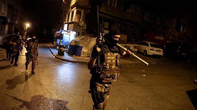 Terör örgütü PKK'nın şehir yapılanmasına operasyon: 960 gözaltı