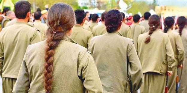 Terör örgütü PKK'nın tecavüz üssü: Kandil!