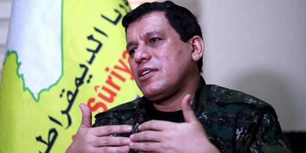 Terör örgütü PYD'nin sözde komutanı batılı abilerine yalvardı