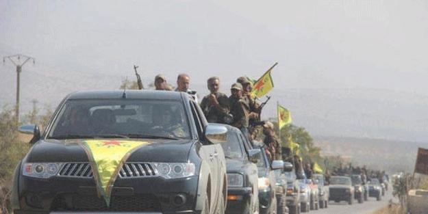 Terör örgütü YPG için yeni kılıf!