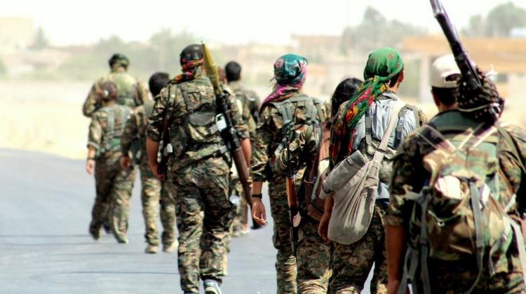 TERÖR ÖRGÜTÜ YPG'DE BÜYÜK ŞOK! O ÜLKEYİ DÜŞMAN İLAN ETTİLER