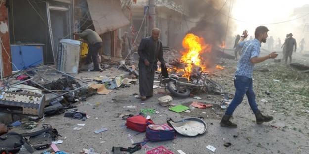 Terör örgütü YPG'den alçak saldırı! Türkiye'den peş peşe açıklamalar