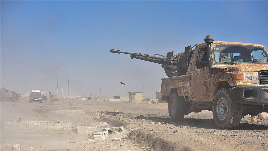 Terör örgütü YPG/PKK Azez'e saldırdı: SMO'dan 4 şehit, 7 yaralı var