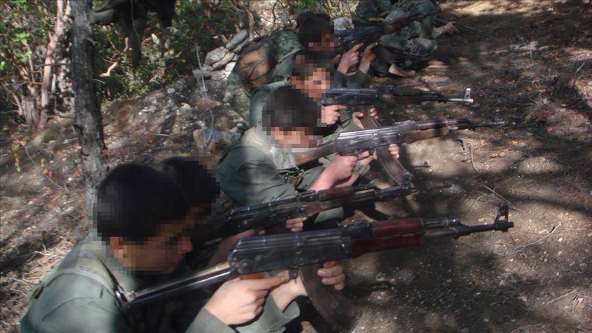 'Terör örgütü YPG/PKK Suriye'nin kuzeyinde çocukları alıkoyuyor'