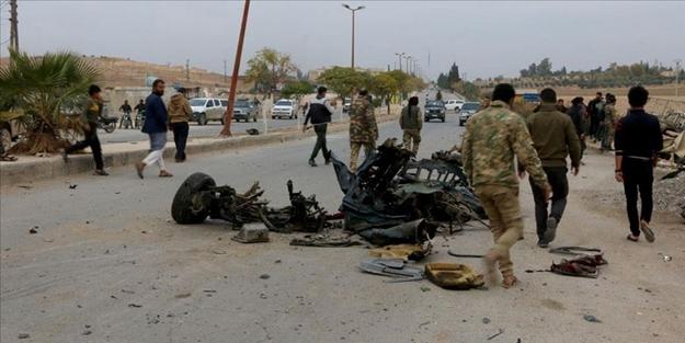 Terör örgütü YPG/PKK'dan bombalı araçla saldırı girişimi! TSK faciayı önledi
