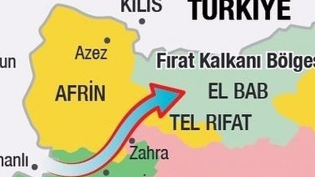Terör örgütü YPG'ye büyük darbe