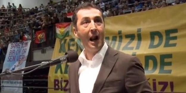 Terör sevici Cem Özdemir'in Erdoğan düşmanlığı
