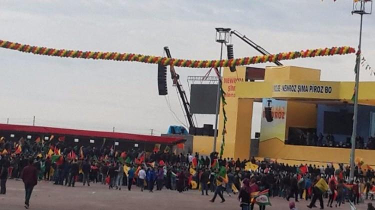 Terör sevici HDP'ye nevruz şoku! Kimse gitmedi