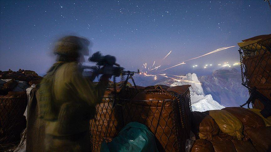 'Terörden Arananlar Listesi'nden 127 terörist daha silindi