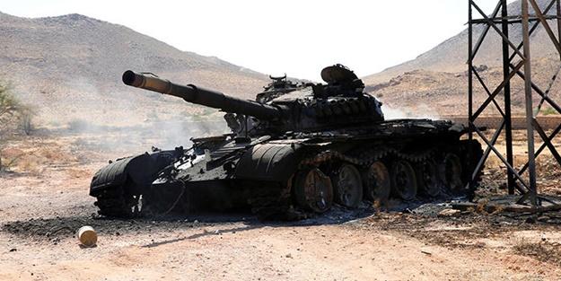 Terörist Hafter'e 'Barış Fırtınası' darbesi: Ağır kayıp verdi