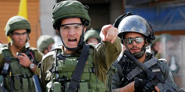 Terörist İsrail askerleri, Filistinli bir çocuğu şehit etti